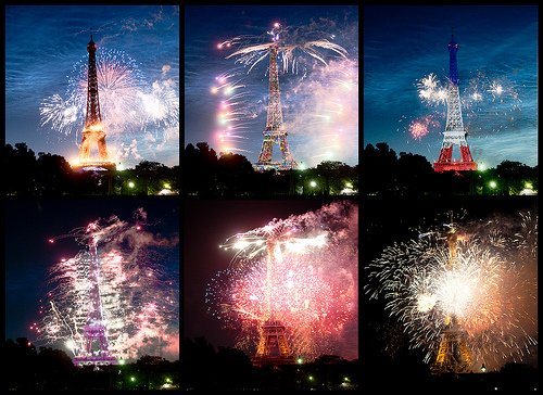 Where to watch the Bastille Day fireworks in Paris