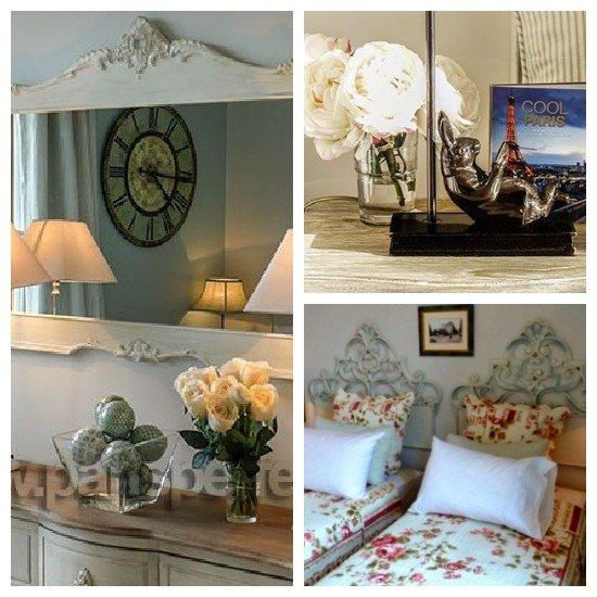 Paris Perfect Margaux Vacation Rental Third Bedroom Details