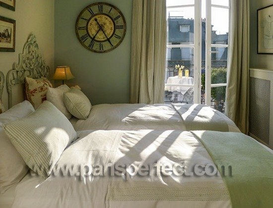 Paris Perfect Margaux Vacation Rental Third Bedroom