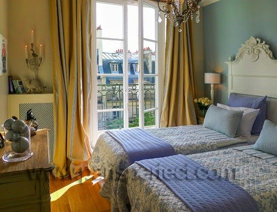 Second Bedroom in Paris Perfect Margaux Vacation Rental
