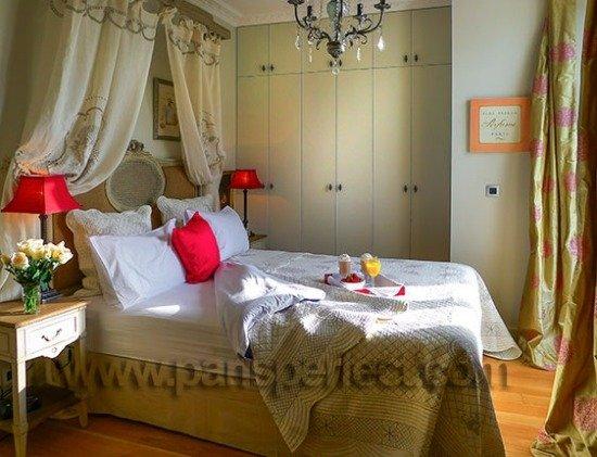 Paris Perfect Vacation Rental Most Romantic Bedroom in Paris