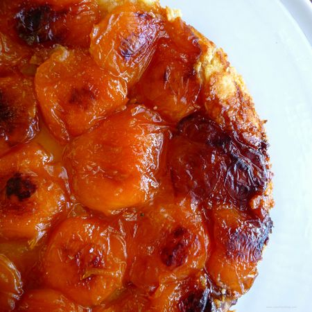 Delicious Peach Tarte Tatin Recipe