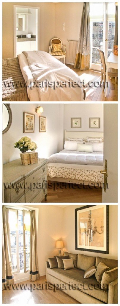Paris Perfect three bedroom vacation rental 7th arrondissement