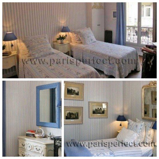 Paris Apartment for Sale 3 bedrooms Eiffel Tower View