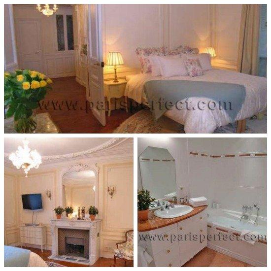 Three Bedroom Paris Apartment for Sale