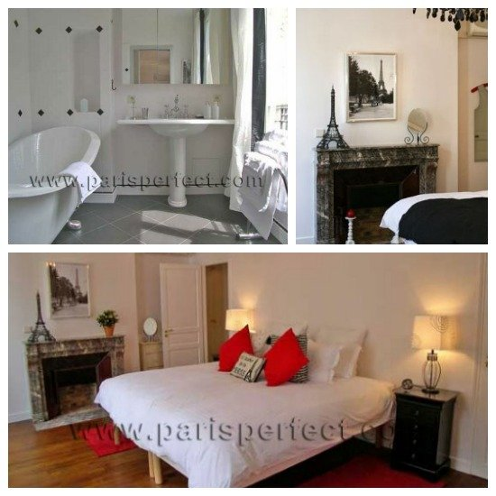 Paris Three Bedroom vacation rental for Sale