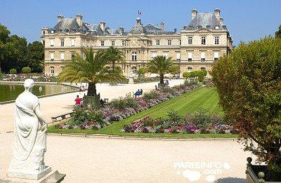 Top 10 heritage day attractions in paris paris perfect - Jardin du luxembourg hours ...
