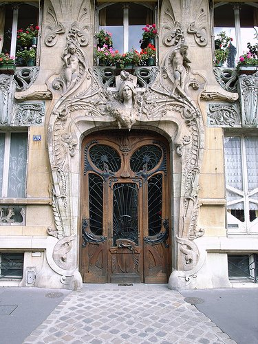 Buy a Piece of Art Nouveau Paradise in Paris!