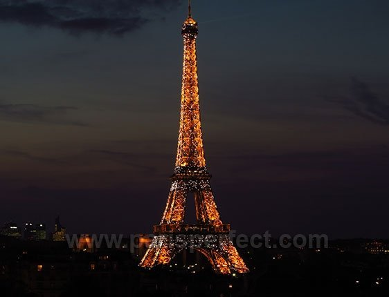 Eiffel Tower From Paris Perfect Vacation Rental 15th arrondissement