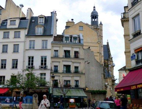 Latin Quarter Neighborhood Paris Vacation Rental