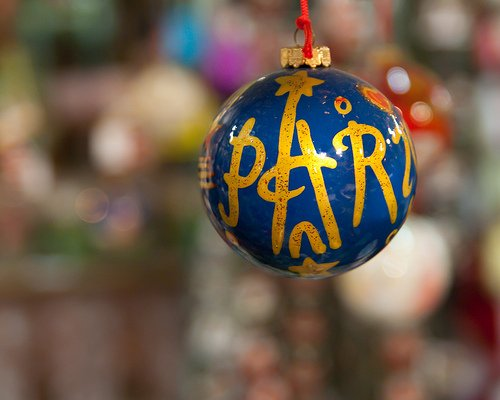 A Romantic Christmas Escape to Paris