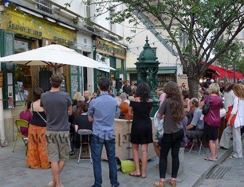 Paris Vacation Rental Latin Quarter  1 bedroom