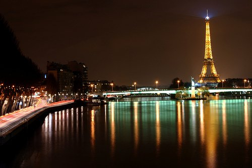 The Magic of Paris at Night