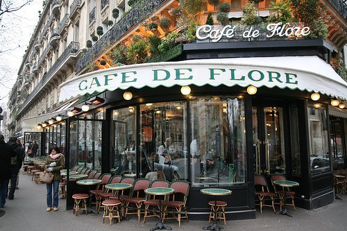 paris perfect 39 s hot chocolate challenge caf de flore paris perfect. Black Bedroom Furniture Sets. Home Design Ideas