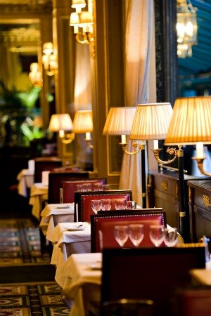 Cafe de la Paix Paris