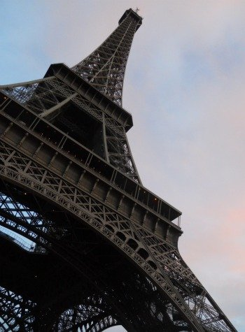Visit the Eiffel Tower on New Year's Eve in Paris