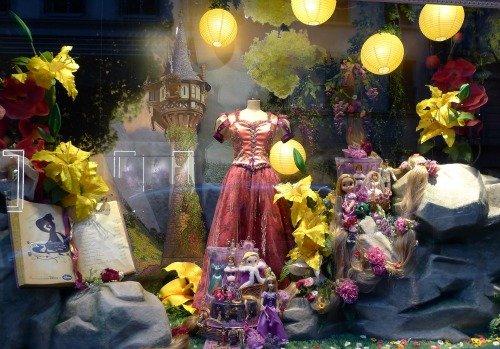 Disney Magic at the Ball of the Century Galeries Lafayette Paris