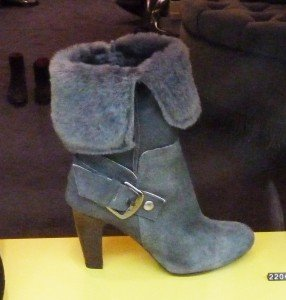 Stylish Paris Boots for the Winter