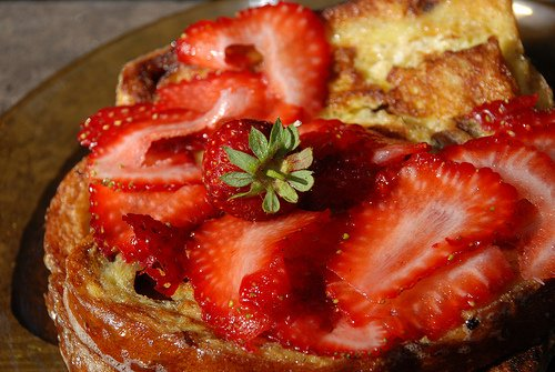 Recipe for Pain Perdu – French Toast