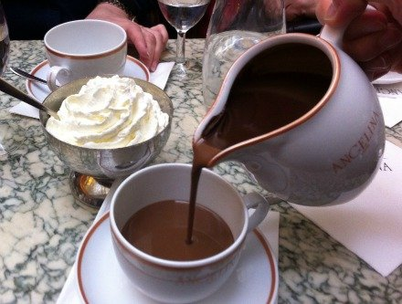 Service A Cafe Paris