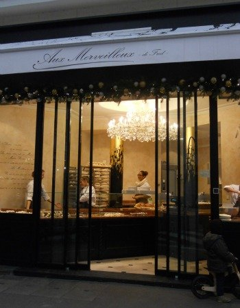 Aux Merveilleux de Fred Paris Shop 7th Arrondissement
