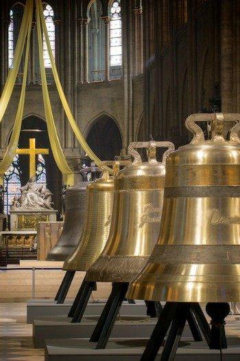 New Bells At Notre Dame In Paris Paris Perfect