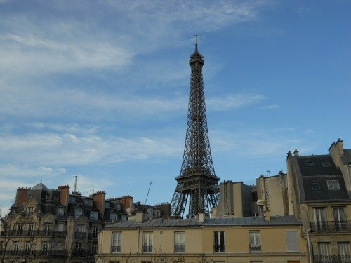 Eiffel Tower Tour Paris Vacation rental near Eiffel Tour
