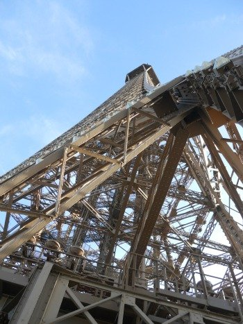 Tour to Top Level of Eiffel Tower