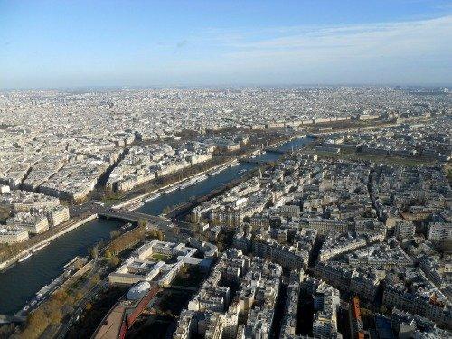 Seine River Eiffel Tower Tour