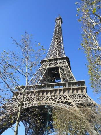 Eiffel Tower Tour in Paris