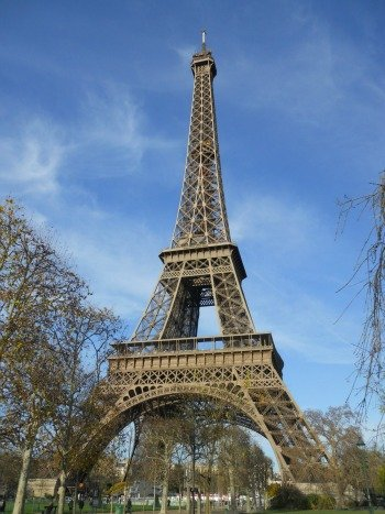 Eiffel Tower Tour Paris