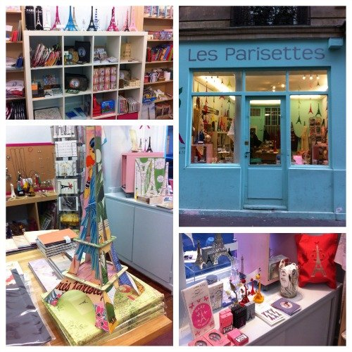 Les Parisettes – A Cute Boutique in the 7th Arrondissement!