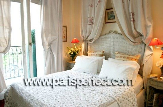 Two bedroom Paris apartment for sale