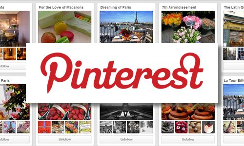 Paris Perfect is on Pinterest!