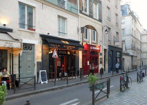 Rue des Grands Degres Paris