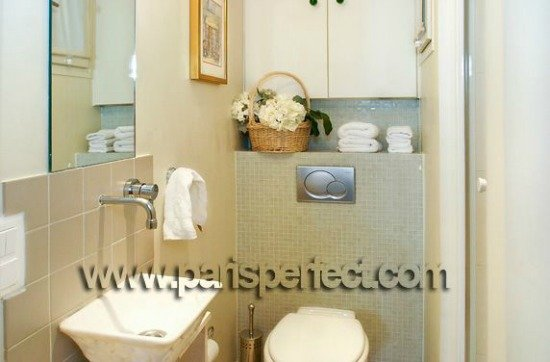 Two bedroom two bathroom apartment for sale in Paris