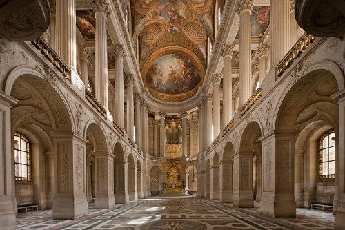 Versailles Tour VIP Classic Walks Paris Chapel