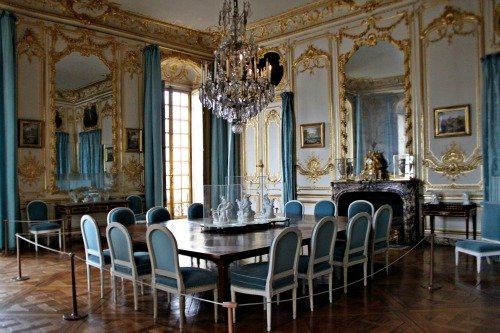 Versailles Tour VIP Classic Walks Paris Dining Room
