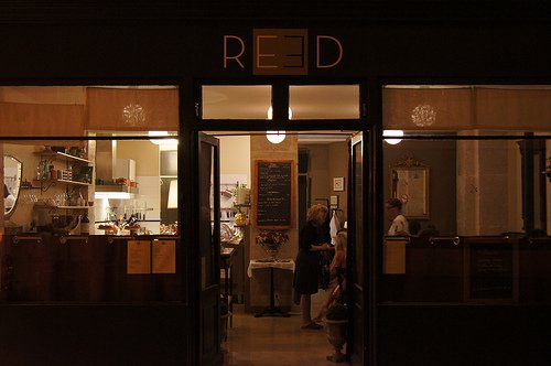 Reed Restaurant Paris 7th Arrondissement