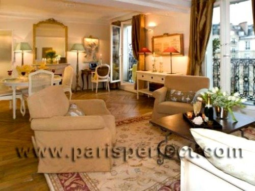 Cabernet One Bedroom Apartment for Sale Paris Large French Doors