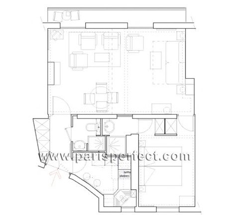 Cabernet Paris Perfect Floor Plan
