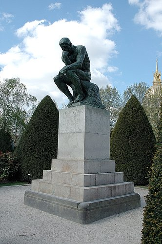 French Lesson Rodin Museum Paris