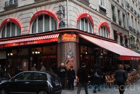 Le Bar du Marche_Paris Perfect