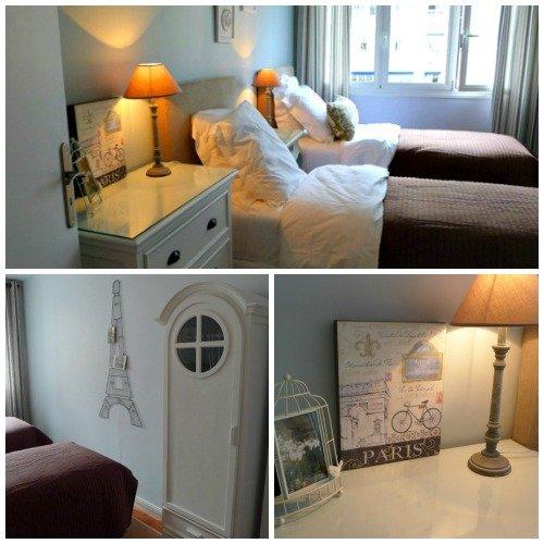 Cotes du Ventoux Second Bedroom with Charming Details