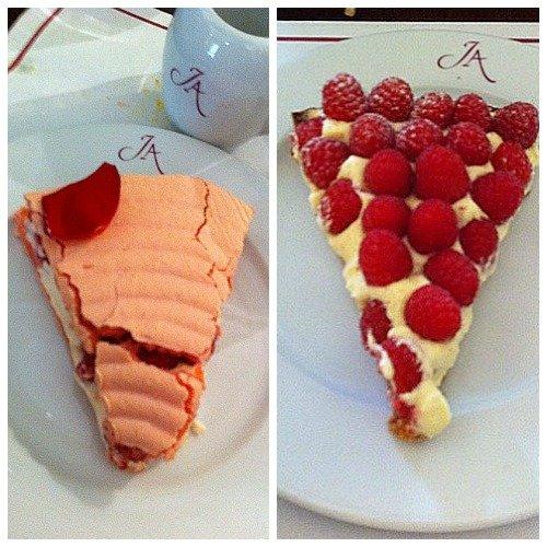 Jacquemart Andre Museum Cafe Desserts