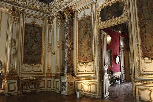 Jacquemart Andre Museum Interior