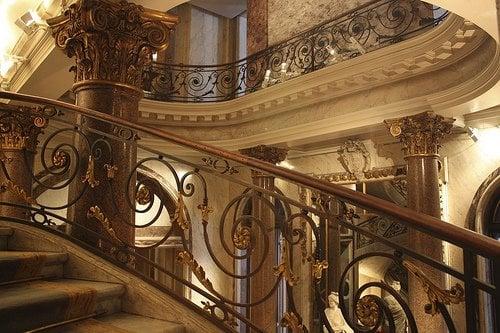 Jacquemart Andre Museum Paris Marble Staircase