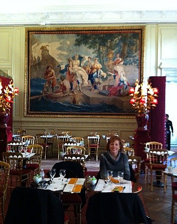 Sunday brunch at the Jacquemart Andre Museum in Paris