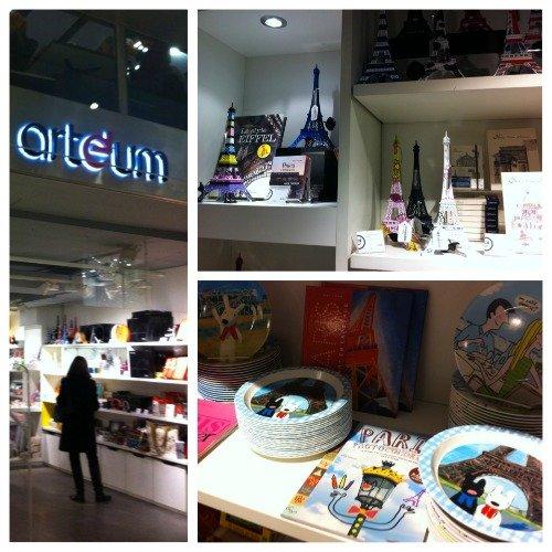Arteum Shopping in Paris