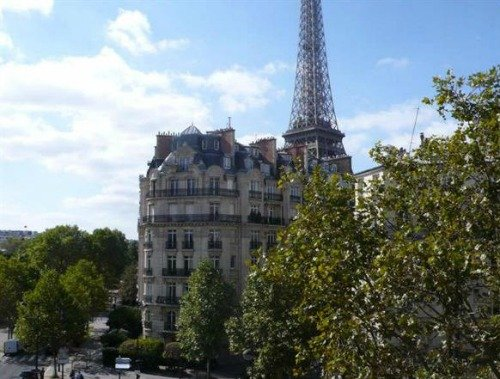 Paris Apartment for Sale Eiffel Tower View